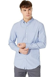 J.Crew Organic Stretch Washed End On End Solid