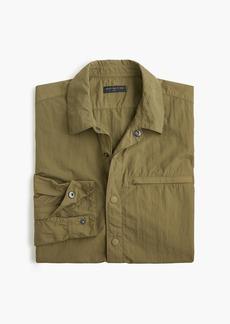 J.Crew Packable shirt jacket