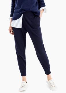 J.Crew Pajama jogger pant in waffled cotton