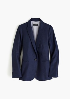 J.Crew Parke blazer in stretch linen