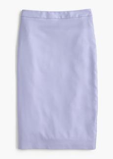 J.Crew Petite pencil skirt in Italian Super 120s wool