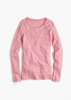 J.Crew Perfect-fit long-sleeve T-shirt