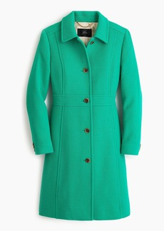d1f017de2 Petite Italian double-cloth wool lady day coat with Thinsulate®