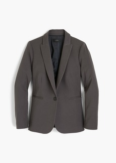 J.Crew Petite Parke blazer in stretch cotton