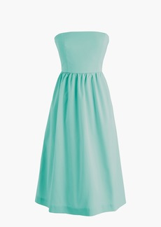 J.Crew Petite strapless day-to-night dress