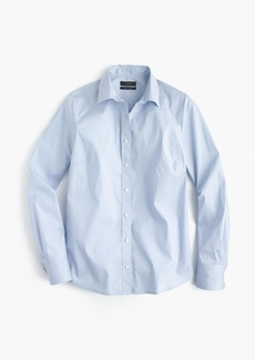 J.Crew Petite stretch perfect shirt
