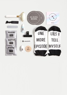 J.Crew Pinch Provisions® binge watching beauty kit