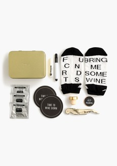J.Crew Pinch Provisions® wine night kit