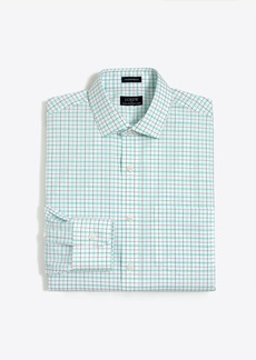 J.Crew Plaid flex wrinkle-free dress shirt
