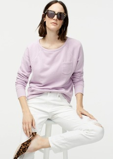 J.Crew Pocket sweatshirt