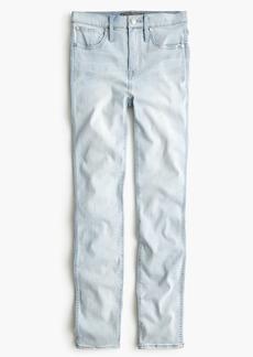 J.Crew Point Sur hightower straight jean in frosted indigo wash