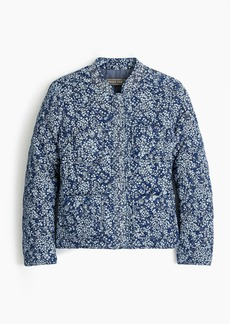 J.Crew Point Sur quilted lady jacket