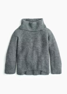 J.Crew Point Sur ribbed turtleneck sweater