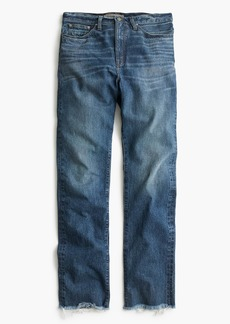 Point Sur selvedge supercuff jeans in Torrey wash
