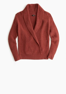 J.Crew Point Sur shawl pullover sweater