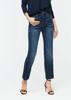 J.Crew Point Sur Shoreditch straight jean in Monday blues wash