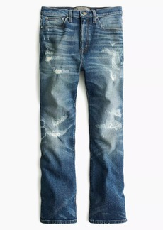 J.Crew Point Sur Stevie X-rocker jean in Thistle wash