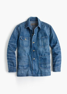 J.Crew Point Sur workwear denim jacket
