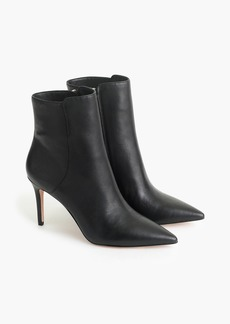 J.Crew Pointed stiletto ankle boots