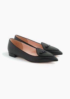 J.Crew Pointed-toe loafers