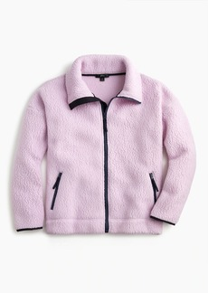 J.Crew Polartec® fleece full-zip jacket