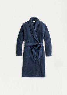 J.Crew Polartec® fleece robe