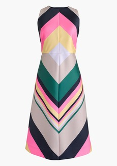 J.Crew Pop-stripe dress