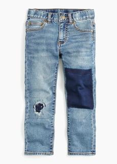 J.Crew Pre-order Boys' halfpipe wash runaround jean in slim fit
