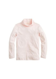 J.Crew Printed Tissue Turtleneck (Toddler/Little Kids/Big Kids)