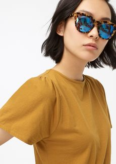 J.Crew Puff sleeve T-shirt