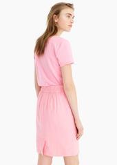 J.Crew Pull-on skirt in Beauchamps linen