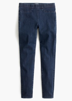 J.Crew Pull-on toothpick jean in indigo