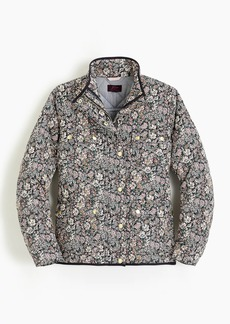 J.Crew Quilted downtown field jacket in Liberty® garden print