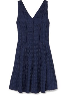J.Crew Raeburn Embroidered Lace Mini Dress