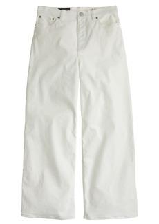 J.Crew Rayner wide-leg jean in white