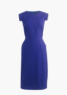 J.Crew Tall résumé dress