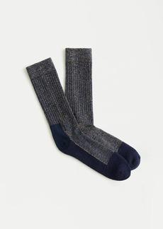 J.Crew Red Wing® deep-toe capped socks