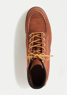 """Red Wing® X J.Crew 6"""" classic moc boots"""
