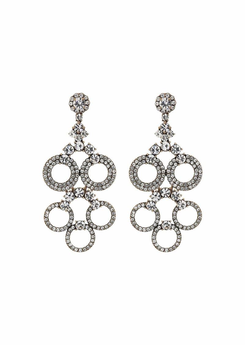 J.Crew Regal Jewel Earrings