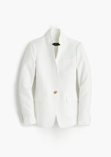 J.Crew Petite Regent blazer in linen