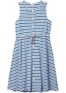J.Crew Ruby Button Dress (Toddler/Little Kids/Big Kids)