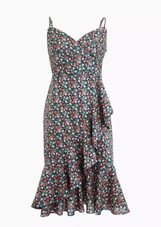 Ruffle dress In Liberty® sarah floral