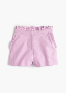 J.Crew Ruffled short