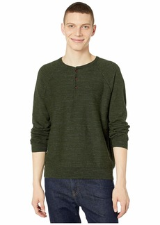J.Crew Rugged Cotton Henley