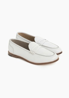 J.Crew Ryan penny loafers in leather