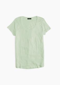 J.Crew Scoopneck Tencel™ T-shirt
