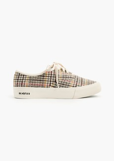 SeaVees® for J.Crew Legend sneakers in plaid