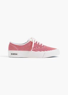 SeaVees® for J.Crew Legend sneakers in skinny stripe