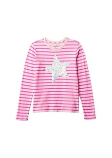 J.Crew Sequin Star Graphic (Little Kids/Big Kids)