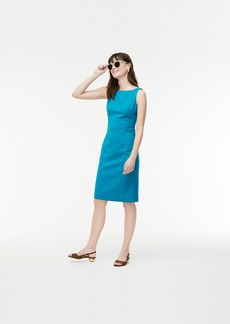 J.Crew Sheath dress in colorful gingham